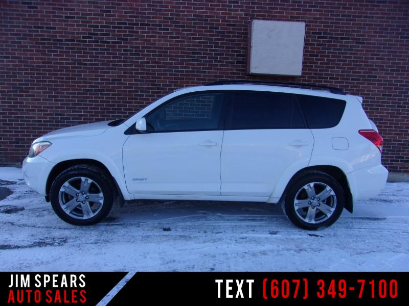 2008 Toyota RAV4 4WD 4dr V6 5-Spd AT Sport (Natl)