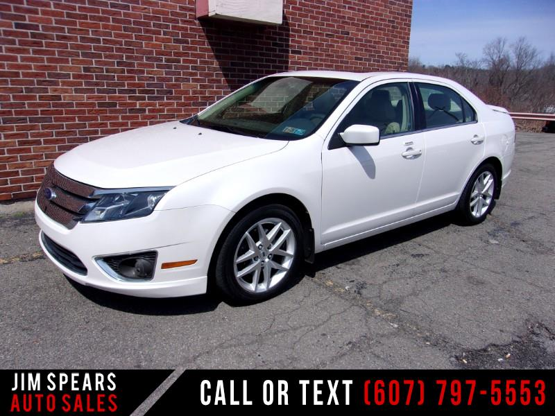 2011 Ford Fusion 4dr Sdn SEL AWD