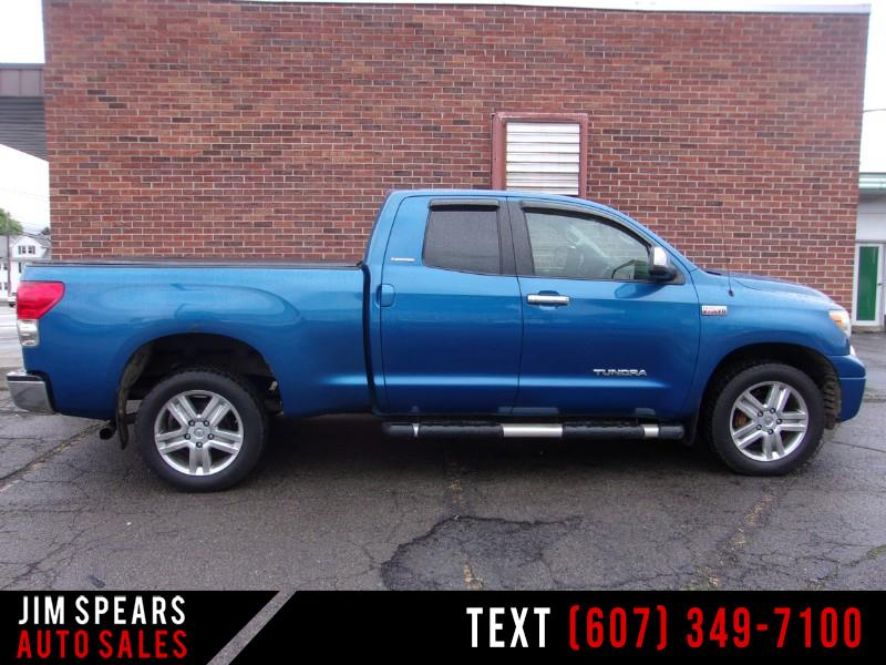 "2007 Toyota Tundra 4WD Double 145.7"" 5.7L V8 LTD (Natl"