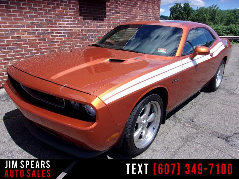 2011 Dodge Challenger 2dr Cpe R/T Classic