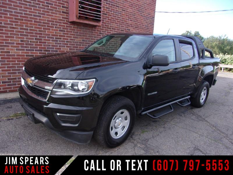 "2017 Chevrolet Colorado 4WD Crew Cab 128.3"" WT"