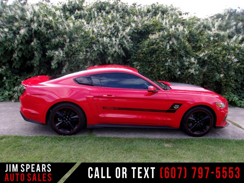 2015 Ford Mustang ROUSH Warrior Edition