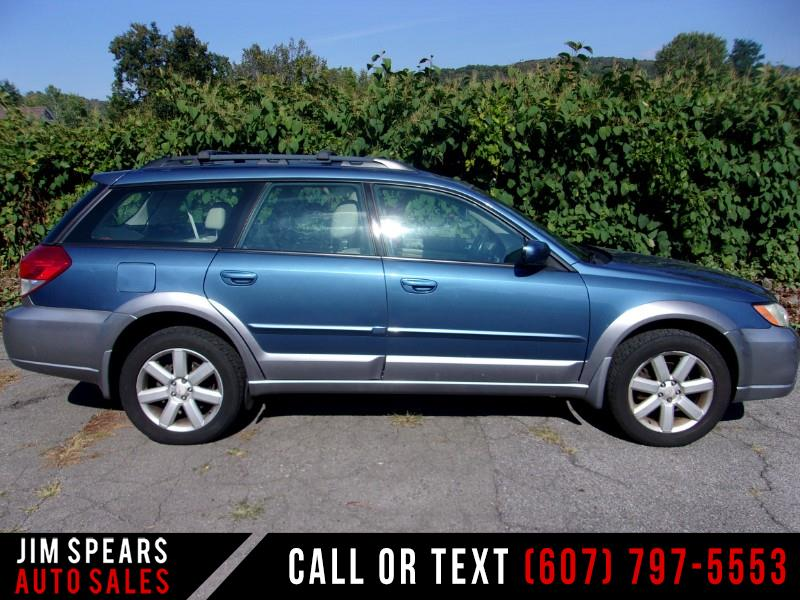 2008 Subaru Outback (Natl) 4dr H4 Auto Ltd