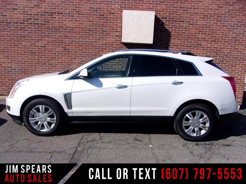 2015 Cadillac SRX AWD 4dr Luxury Collection