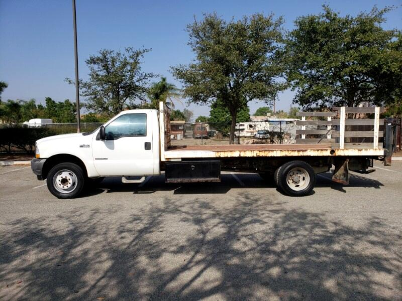 Ford F-450 SD Regular Cab 2WD DRW 2002