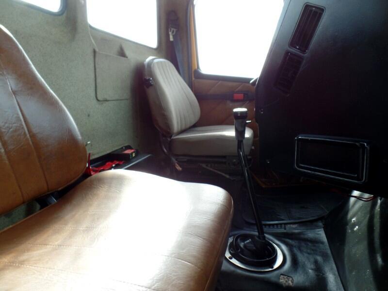 Freightliner Classic  1989