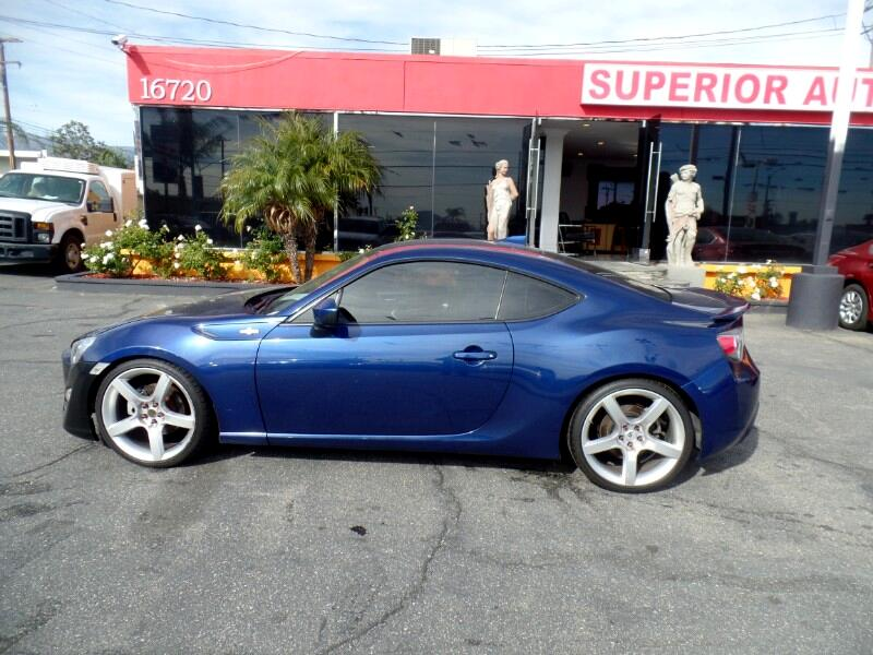 Scion FR-S 6MT 2014