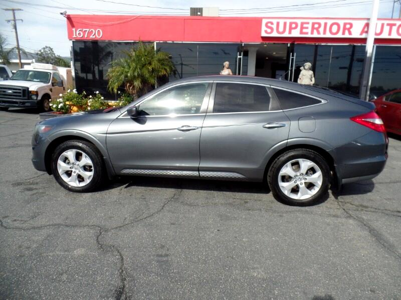 Honda Accord Crosstour EX-L 2WD 5-Spd AT 2010