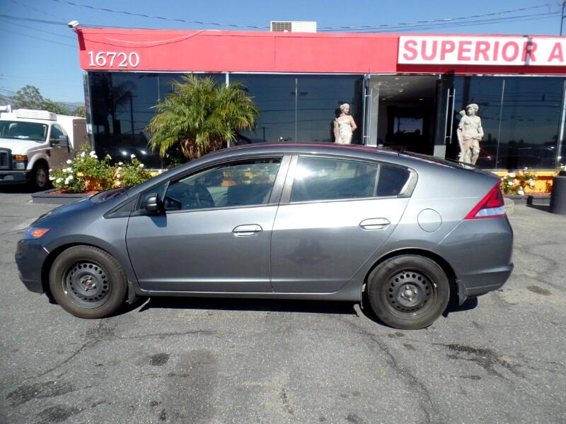 Honda Insight Base 2014