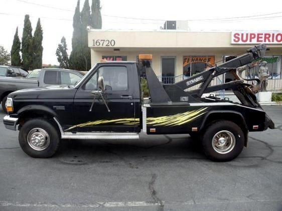 1996 Ford F-350 SD