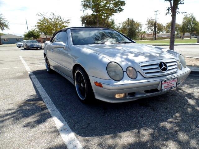 Mercedes-Benz CLK-Class CLK320 Cabriolet 2003