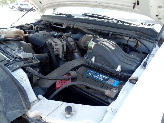 Ford F-450 SD Regular Cab 2WD DRW 2001