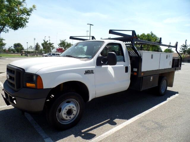 Ford F-450 SD Regular Cab 2WD DRW 2001