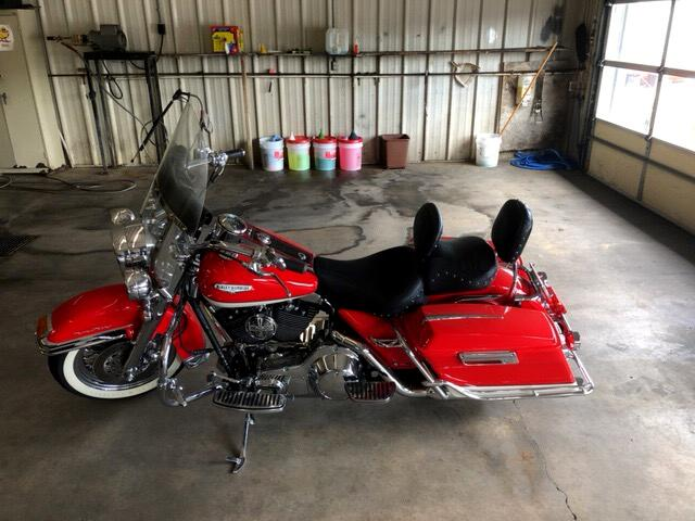 Harley-Davidson FLHR  1996