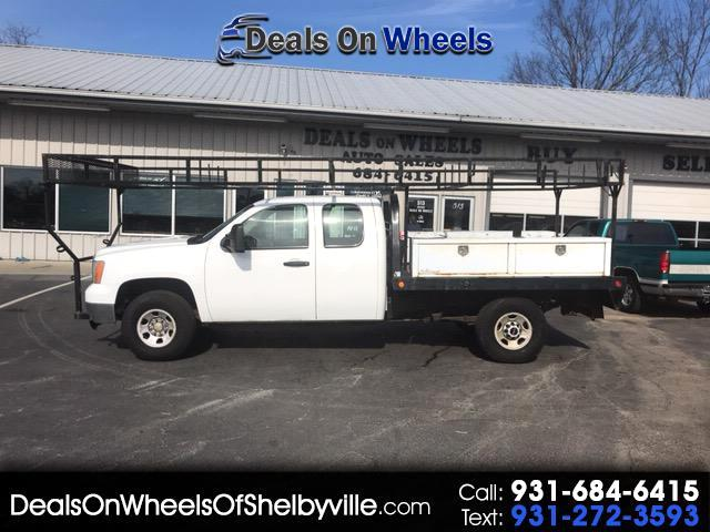 2009 GMC Sierra 3500HD Work Truck Ext. Cab 4WD