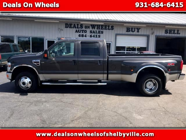 2008 Ford F-350 SD 4WD Crew Cab 156