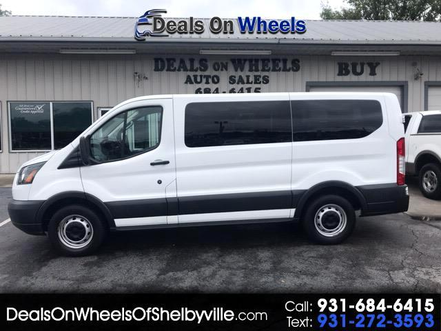"2016 Ford Transit T-150 130"" Low Roof XL Swing-Out RH Dr"