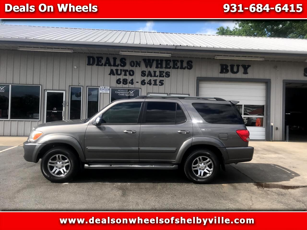 2007 Toyota Sequoia 2WD 4dr Limited (Natl)