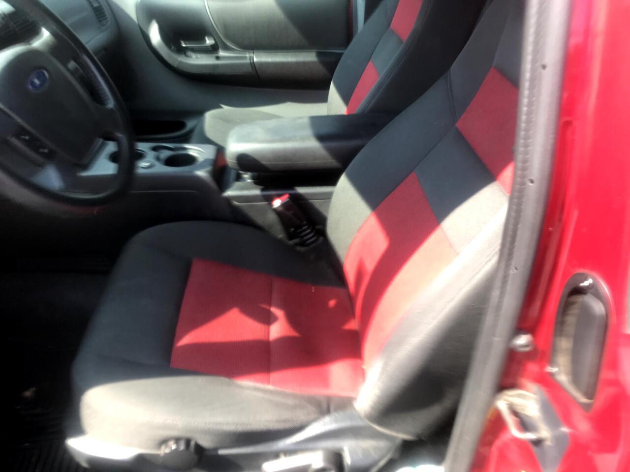 """2008 Ford Ranger 4WD 4dr SuperCab 126"""" XLT"""