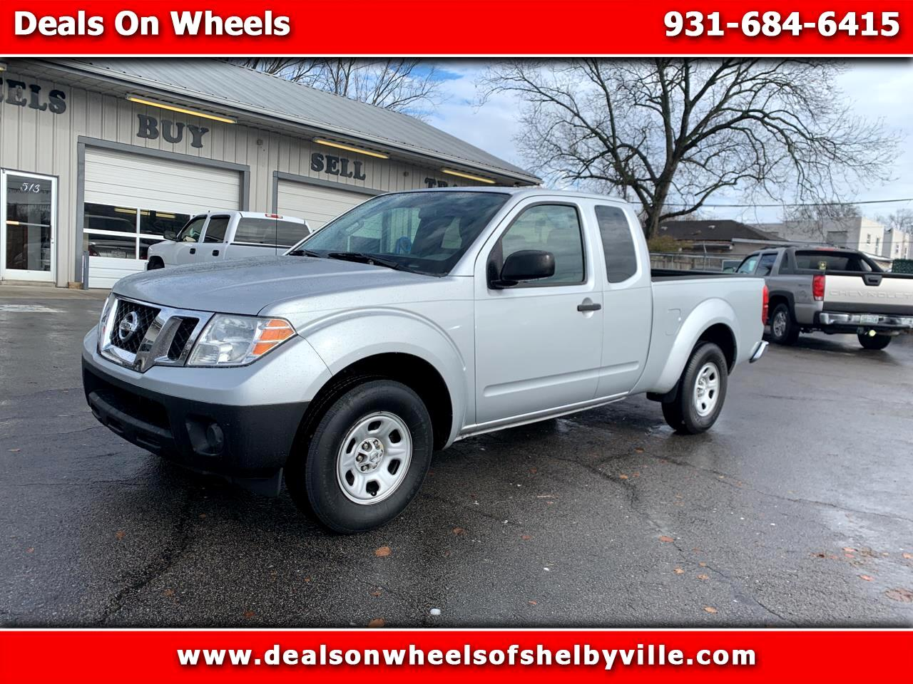 Nissan Frontier 2WD King Cab I4 Auto SV 2014