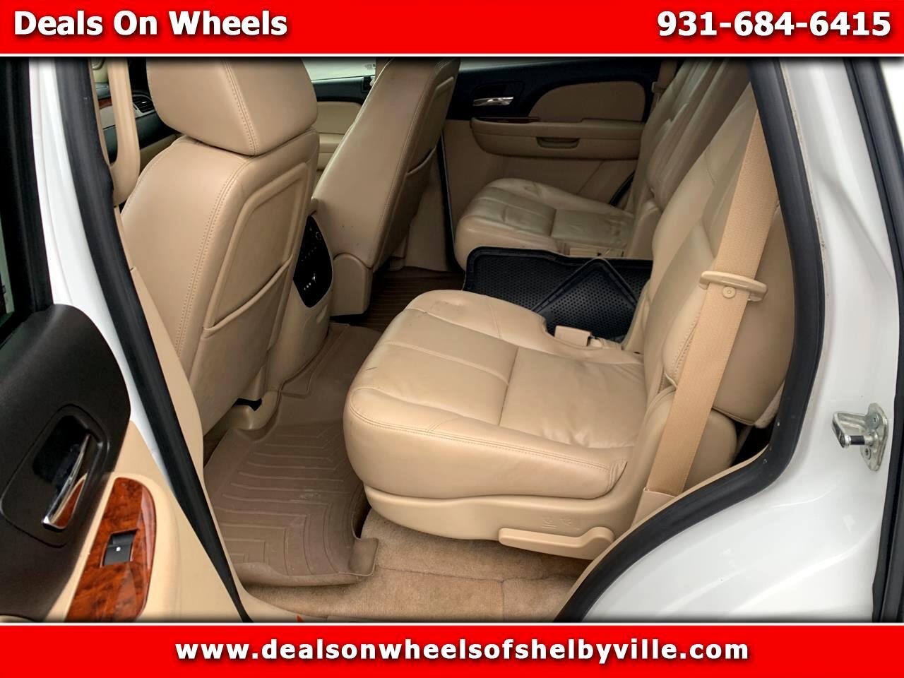 Chevrolet Tahoe 4WD 4dr LTZ 2008