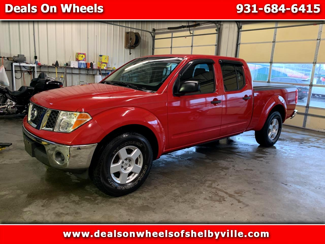 Nissan Frontier 2WD Crew Cab LWB Auto SE *Late Avai 2007