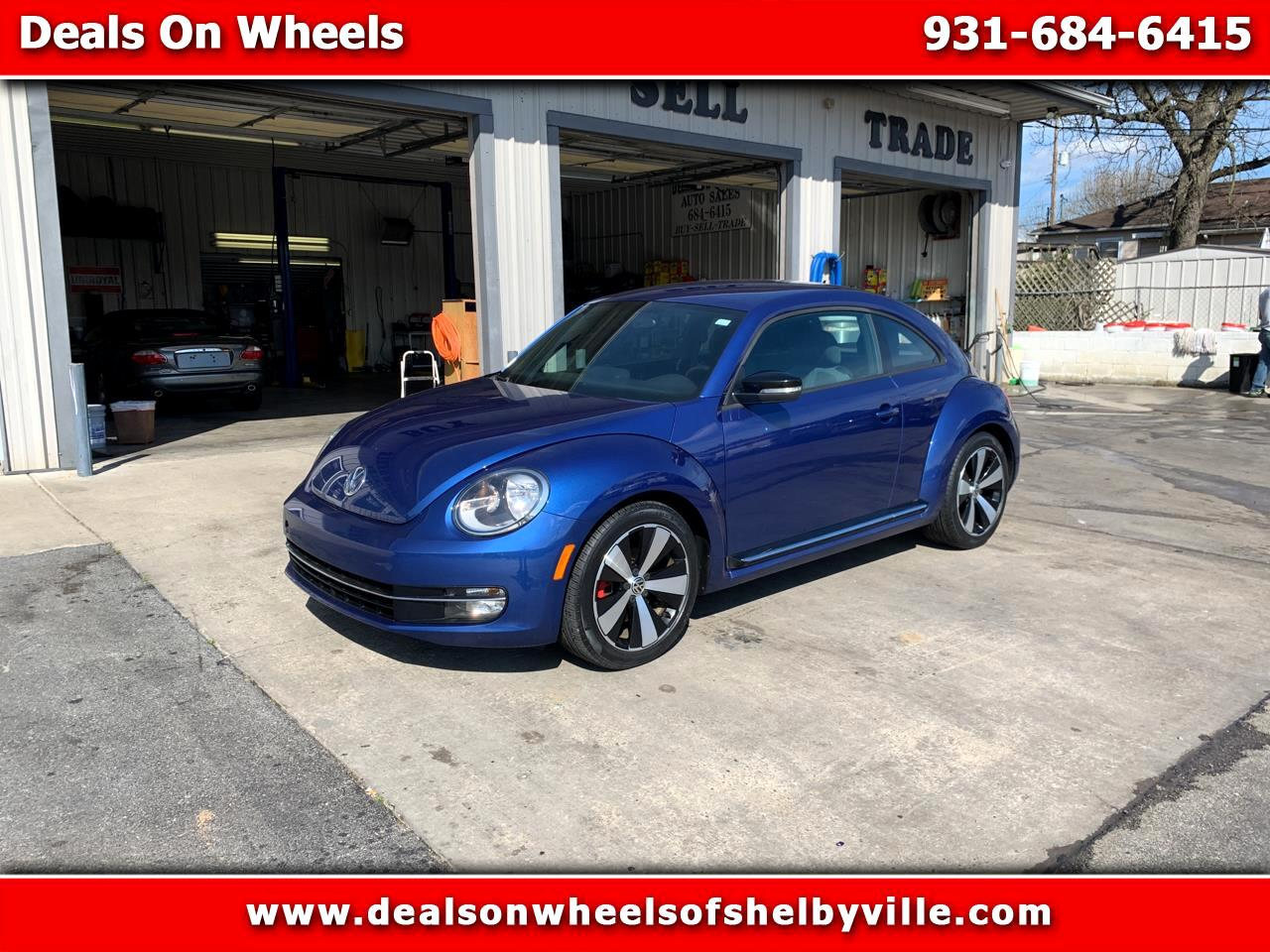 Volkswagen Beetle Coupe 2dr DSG 2.0T Turbo *Ltd Avail* 2013