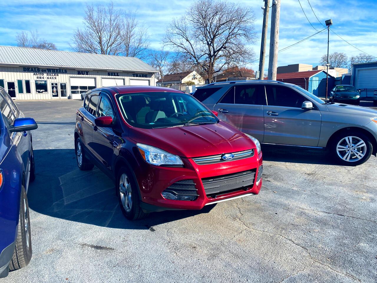 Ford Escape 4WD 4dr SE 2013