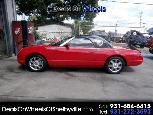 2005 Ford Thunderbird 2dr Convertible Premium