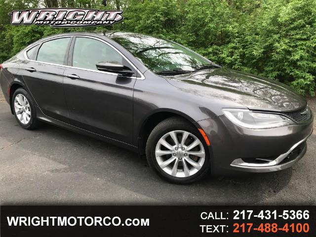 2015 Chrysler 200 C
