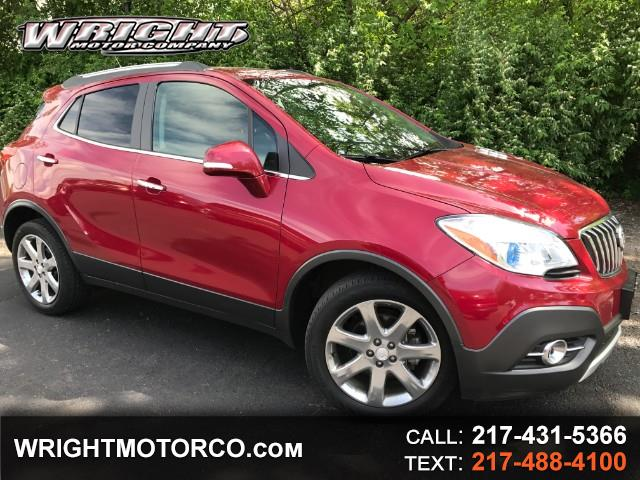 2014 Buick Encore Leather FWD