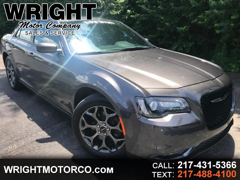 2017 Chrysler 300 S V6 AWD