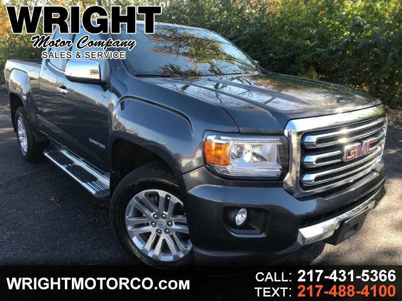 2016 GMC Canyon SLT Ext. Cab 2WD