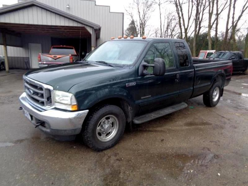 Ford F-350 SD XLT SuperCab Long Bed 2WD 2002