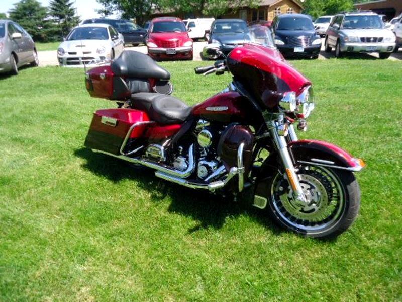 Harley-Davidson FLHTK  2012