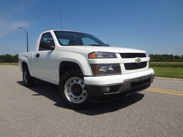 2012 Chevrolet Colorado LT 2WD
