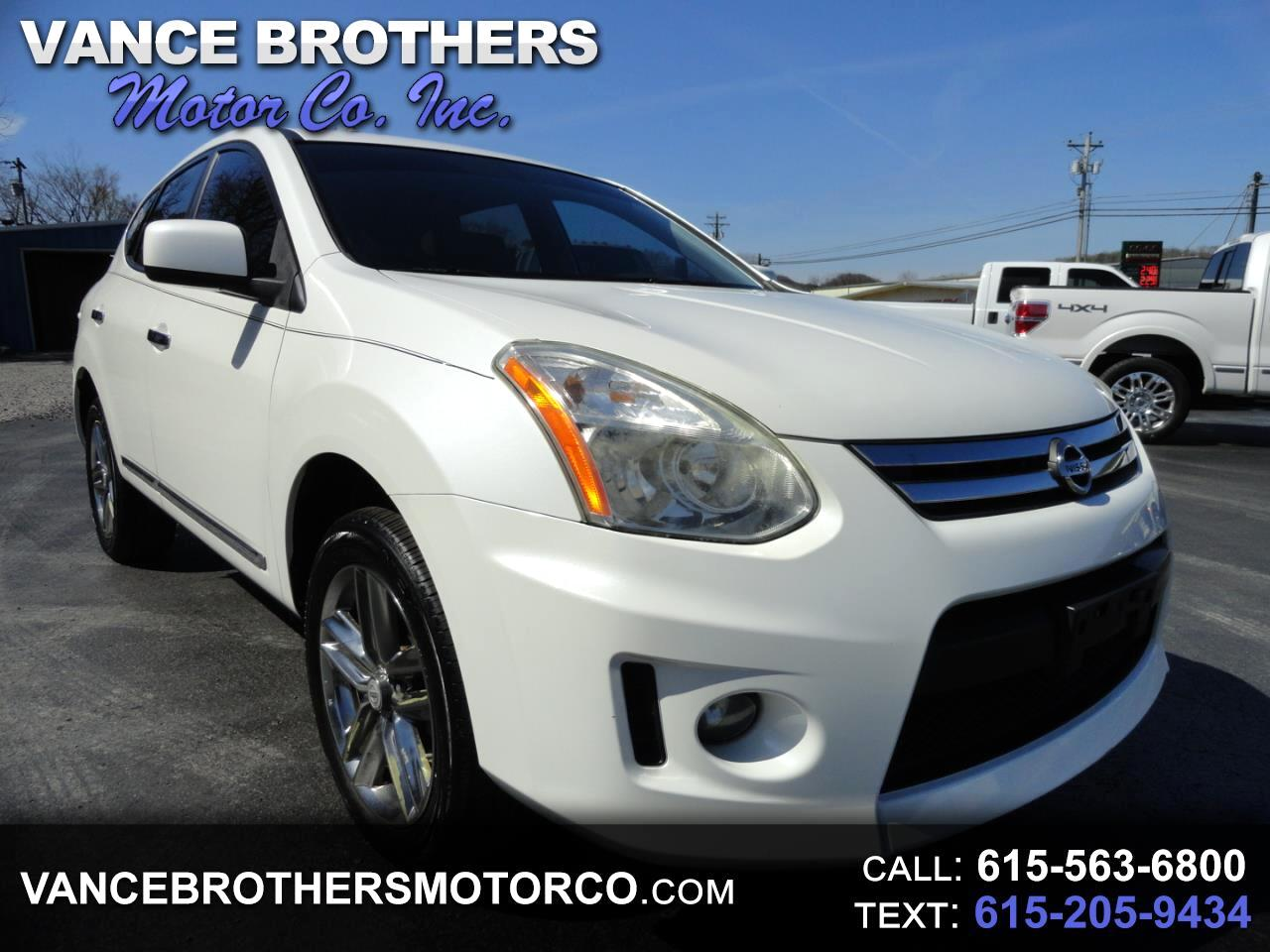2011 Nissan Rogue FWD 4dr Krom Edition