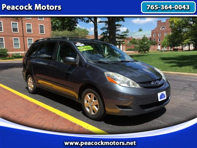 2010 Toyota Sienna 5dr LE FWD 8-Passenger (Natl)