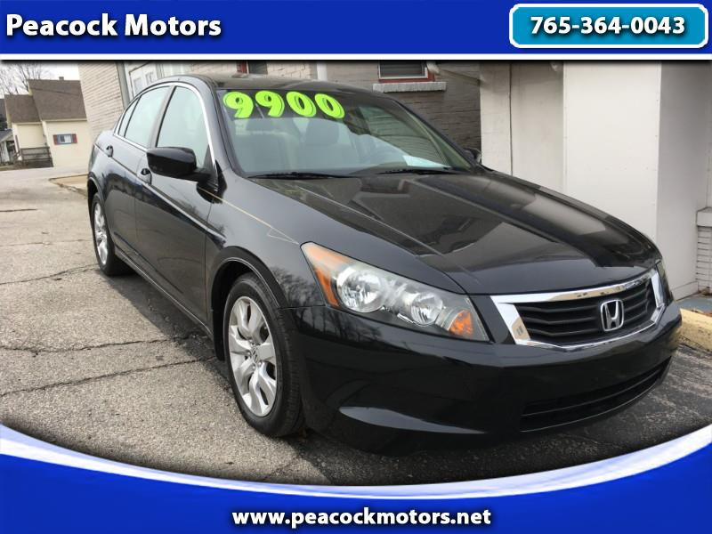 2009 Honda Accord LX-P Sedan AT