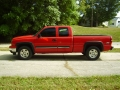 2006 Chevrolet Silverado 1500 LT Ext. Cab 4-Door Short Bed 4WD