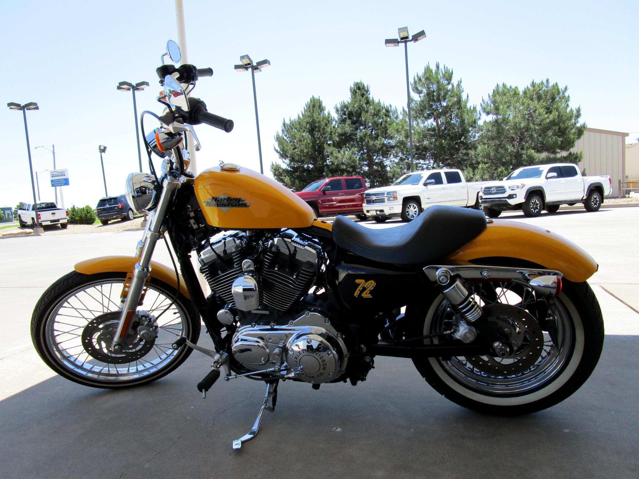 2013 Harley-Davidson XL 1200V 72