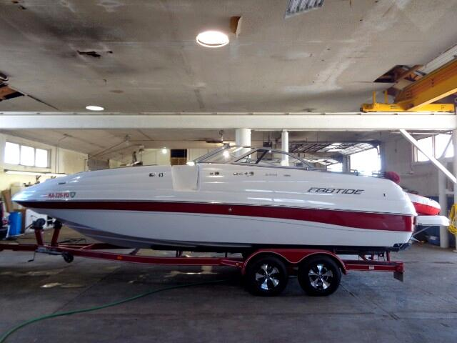 2013 Ebbtide 2500 Fun Crusier DC