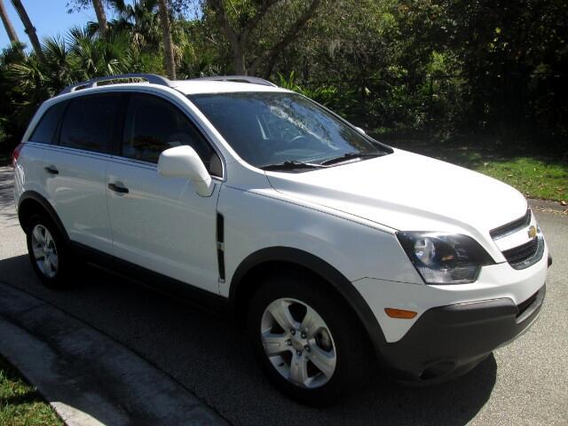 2015 Chevrolet Captiva Sport 2LS FWD