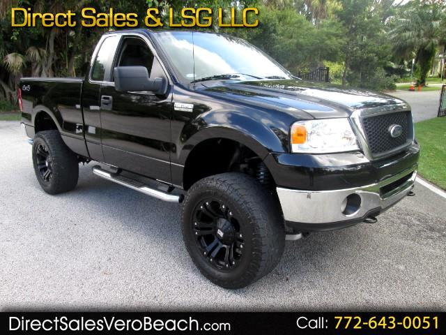 2008 Ford F-150 FX4 4WD