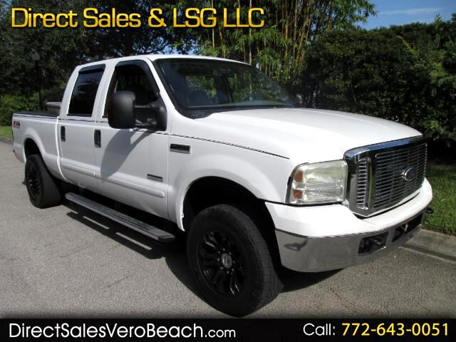 2006 Ford F-250 SD Lariat Crew Cab 4WD ( Bullet-Proofed )