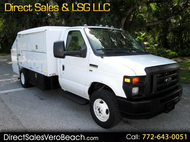 2012 Ford Econoline E450 Spray Truck