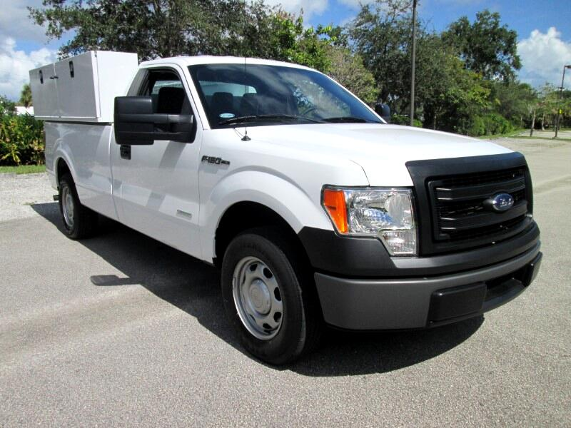 2014 Ford F-150 XL 8-FT. 2WD HEAVY PAYLOAD