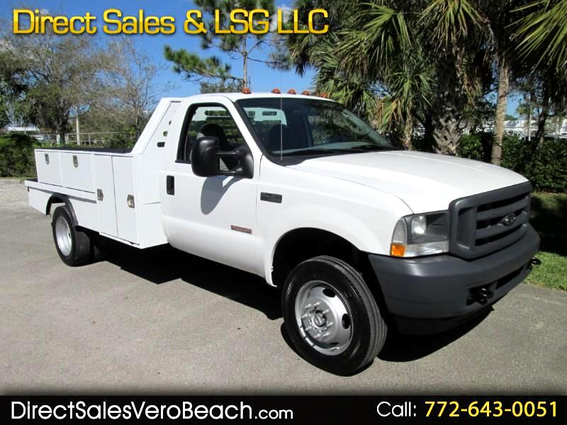 2004 Ford F-450 SD Regular Cab 4WD DRW