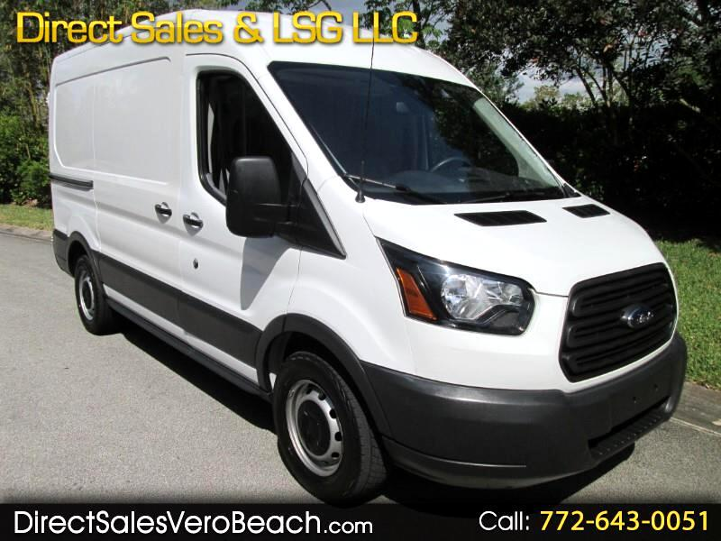2018 Ford Transit 150 Van Med. Roof w/Sliding Pass. 130-in. WB