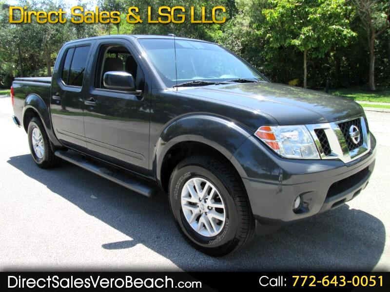 2015 Nissan Frontier SV Crew Cab 2WD